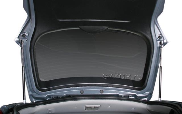 SsangYong New Actyon (Korando C) - облицовка 5-й двери - Tailgate-door-02